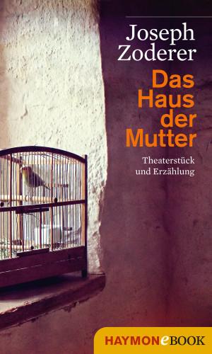 Joseph Zoderer: Das Haus der Mutter
