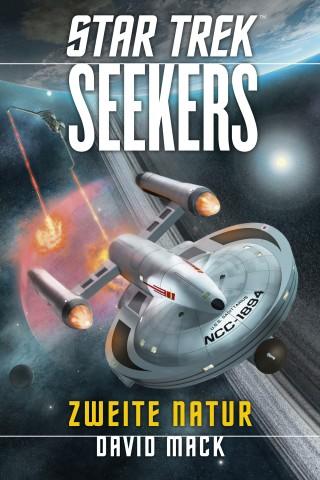 David Mack: Star Trek - Seekers 1: Zweite Natur
