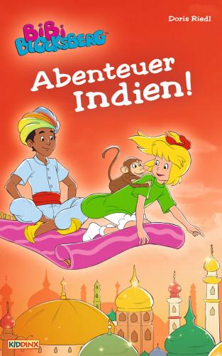 Doris Riedl: Bibi Blocksberg - Abenteuer Indien!