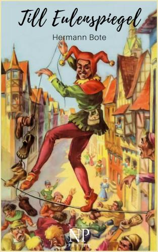 Hermann Bote: Till Eulenspiegel - Illustrierte Fassung