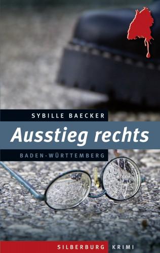 Sybille Baecker: Ausstieg rechts