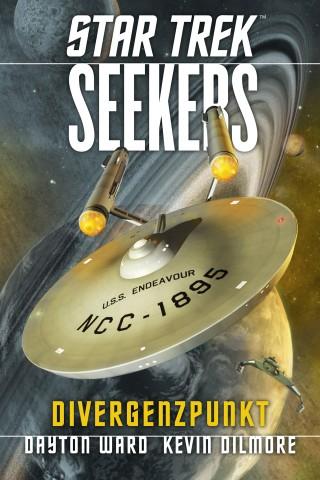 Dayton Ward, Kevin Dilmore: Star Trek - Seekers 2: Divergenzpunkt