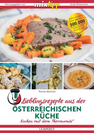 Patrizia Berkholz: Lieblingsrezepte aus der österreichischen Küche