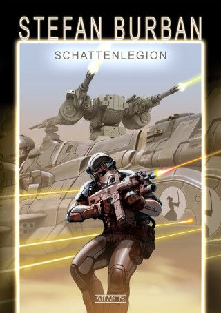 Stefan Burban: Das gefallene Imperium 4: Schattenlegion