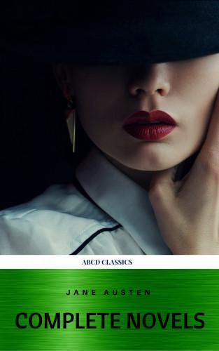 Jane Austen, ABCD Classics: Jane Austen Complete Collection