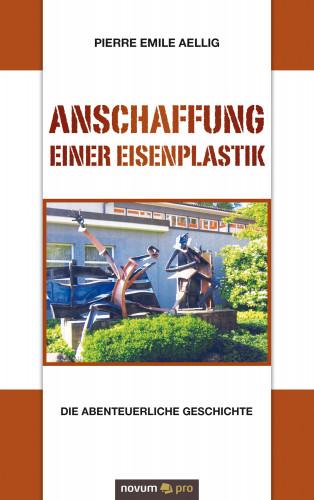 Pierre Emile Aellig: Anschaffung einer Eisenplastik