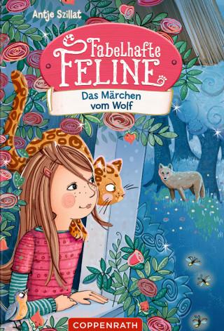 Antje Szillat: Fabelhafte Feline (Bd. 3)