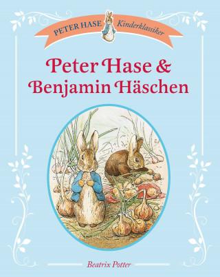 Beatrix Potter: Peter Hase & Benjamin Häschen