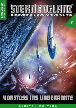 Arthur E. Black: STERNENGLANZ – Eliteeinheit des Universums 2