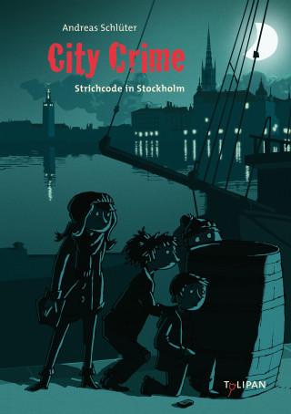 Andreas Schlüter: City Crime - Strichcode in Stockholm: Band 5