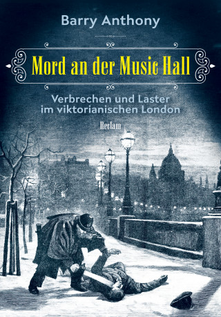 Barry Anthony: Mord an der Music Hall