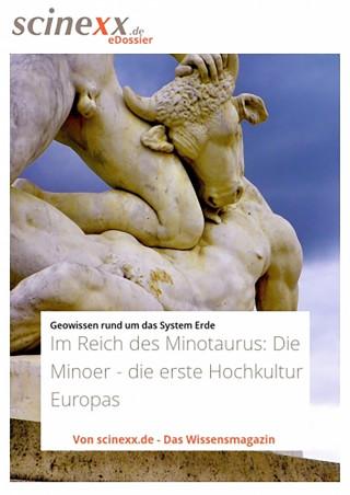 Nadja Podbregar: Im Reich des Minotaurus