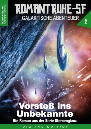 Arthur E. Black: ROMANTRUHE-SF - Galaktische Abenteuer 2