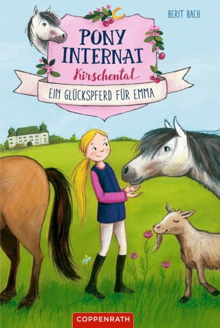 Berit Bach: Pony-Internat Kirschental (Bd. 1)