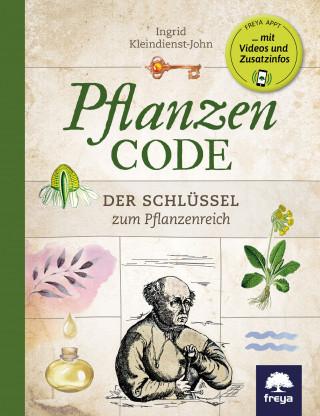 Ingrid Kleindienst-John: Pflanzencode