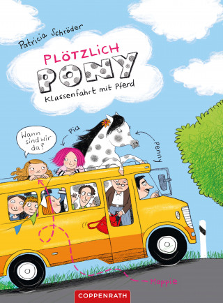 Patricia Schröder: Plötzlich Pony (Bd. 2)