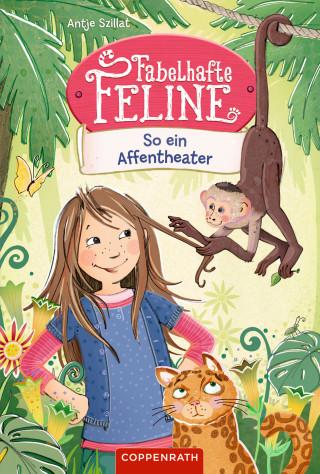 Antje Szillat: Fabelhafte Feline (Bd. 4)