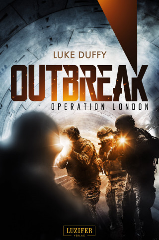 Luke Duffy: OPERATION LONDON (Outbreak 2)