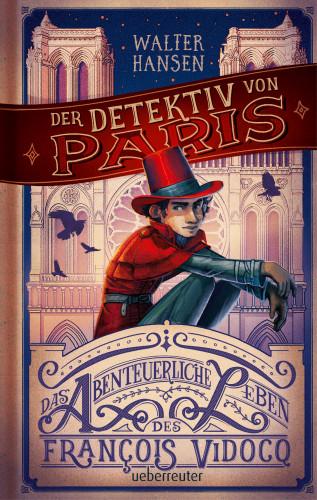 Walter Hansen: Der Detektiv von Paris