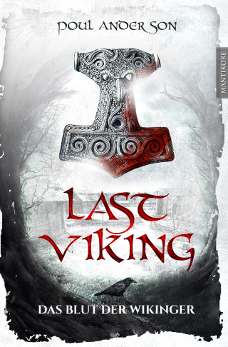 Poul Anderson: Last Viking - Das Blut der Wikinger