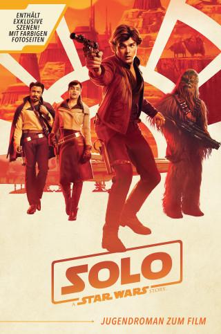 Joe Schreiber: Star Wars: Solo