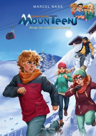 Marcel Naas: Berge, Ski und falsche Spuren