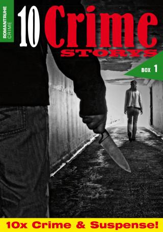 Amanda McGrey, Erec von Astolat: 10 CRIME-STORYS Box 1