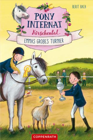 Berit Bach: Pony-Internat Kirschental (Bd. 2)