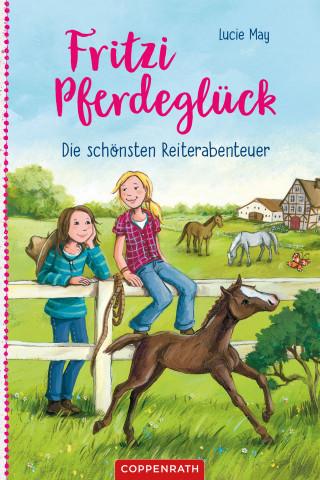 Lucie May: Fritzi Pferdeglück