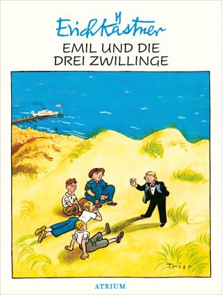 Erich Kästner: Emil und die drei Zwillinge