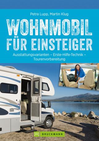 Petra Lupp, Martin Klug: Wohnmobil für Einsteiger