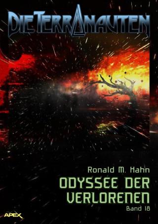Ronald M. Hahn: DIE TERRANAUTEN, Band 18: ODYSSEE DER VERLORENEN