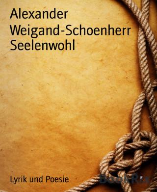 Alexander Weigand-Schoenherr: Seelenwohl