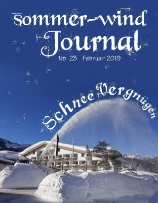 Angela Körner-Armbruster: sommer-wind-Journal Februar 2019
