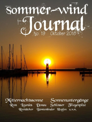 Angela Körner-Armbruster: sommer-wind-Journal Oktober 2018