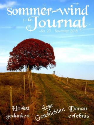 Angela Körner-Armbruster: sommer-wind-Journal November 2018