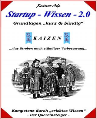 Rainer Ade: Startup - Wissen - 2.0