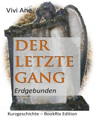 Vivi Ane: Der letzte Gang