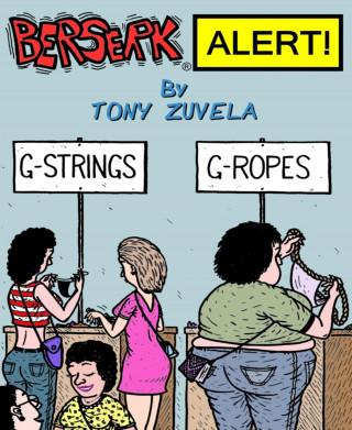Tony Zuvela: BERSERK ALERT! Book 2
