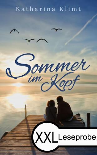 Katharina Klimt: Sommer im Kopf Leseprobe