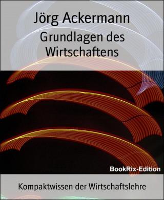 Jörg Ackermann: Grundlagen des Wirtschaftens