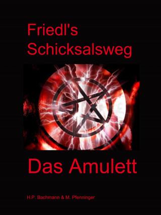 Hanspeter Bachmann, Marco Pfenninger: Friedl's Schicksalsweg Buch 1