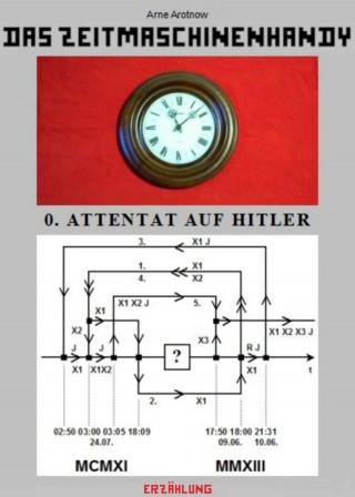 Arne Arotnow: Das Zeitmaschinenhandy