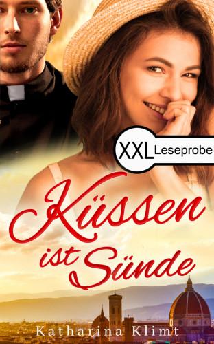 Katharina Klimt: Küssen ist Sünde Leseprobe