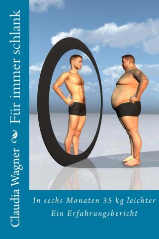 Claudia Wagner: Für immer schlank: In sechs Monaten 35 kg leichter