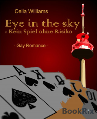 Celia Williams: Eye in the sky - Kein Spiel ohne Risiko