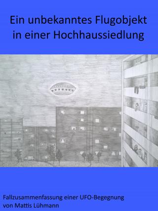 Mattis Lühmann: Ein unbekanntes Flugobjekt in einer Hochhaussiedlung