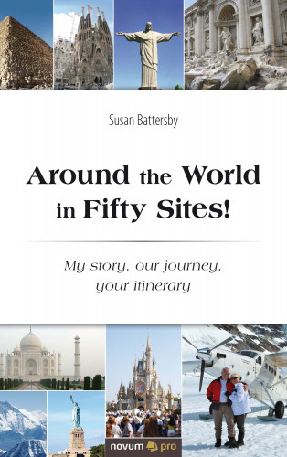 Susan Battersby: Around the World in Fifty Sites!