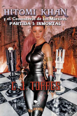 C.J. Torres: Hitomi Khan y el cementerio de los mártires