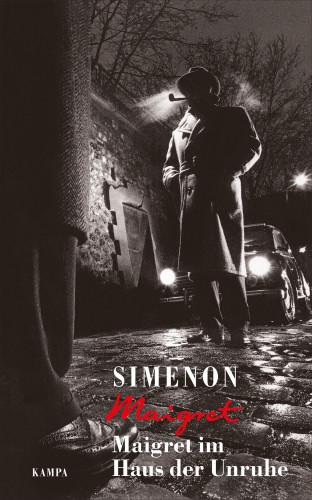 Georges Simenon: Maigret im Haus der Unruhe